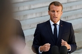 Nucléaire iranien: Macron en quête d'une médiation avant le sommet G7