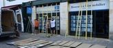G7 à Biarritz: Bayonne se barricade par crainte de manifestations violentes