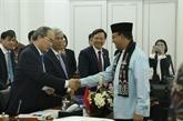 HCM-Ville cherche à renforcer la coopération intégrale avec des partenaires indonésiens