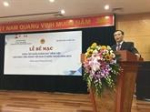Clôture du cours de formation à la langue vietnamienne pour les enseignants vietnamiens à l'étranger