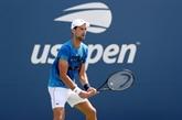 US Open: pour Djokovic,