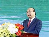 Le Premier ministre Nguyên Xuân Phuc en tournée à Bac Kan et Thai Nguyên