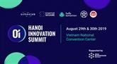 Bientôt le Sommet de l'innovation de Hanoï 2019
