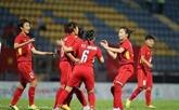 Football: le Vietnam en finale du Championnat féminin de l'AFF