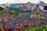 Une grande manifestation de solidarité à Binh Duong