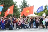 Le Vietnam au Festival sportif d'été des missions diplomatiques en Russie