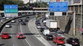 La circulation différenciée reconduite lundi 26 août en région parisienne
