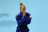 Mondiaux de judo: Bilodid déjà deux fois reine à 18 ans, Clément au pied du podium