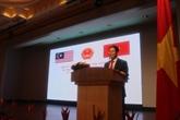 Vietnam et Malaisie approfondissent leur coopération
