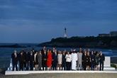 Fin du G7 de Biarritz marqué par l'Iran et les tensions commerciales