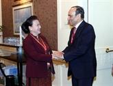 Vietnam - Maroc: entrevue entre deux dirigeants de l'organe législatif