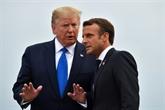 G7: la France annonce un accord avec les États-Unis sur la taxe Gafa