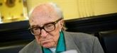 Du sucre dans le café, secret de longévité de l'écrivain Boris Pahor, 106 ans