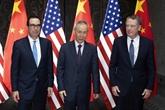 Commerce: Chinois et Américains appellent au dialogue