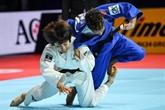 Mondiaux de judo: Buchard trop sur la réserve, Uta Abe sur orbite