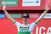 Tour d'Espagne: Bennett s'impose dans la 3e étape