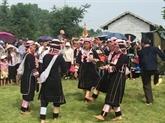 Le Village culturel et touristique des ethnies du Vietnam s'anime