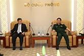 Le ministre de la Défense reçoit le secrétaire général de l'ASEAN