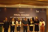 Résultats du concours Young Hôtelier Awards 2019