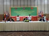Signature d'un accord de coopération en matière de défense et de sécurité