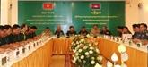Table ronde sur la coopération frontalière Vietnam - Cambodge