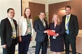 AIPA 40: Vietnam et Thaïlande discutent de la coopération bilatérale
