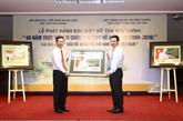Publication d'ouvrages sur le Président Hô Chi Minh