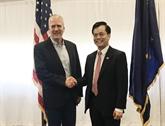 Renforcer la coopération entre le Vietnam et l'État de l'Alaska (États-Unis)