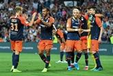 L1: Lyon tombe à Montpellier pour la première fois de la saison
