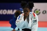 Mondiaux de judo: les podiums se refusent aux Bleus, en attendant Agbegnenou