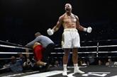 Boxe: Yoka opposé aux Allemands Wallisch et Hammer pour ses prochains combats