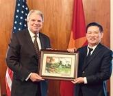 Le Vietnam et les États-Unis intensifient leur coopération dans l'audit