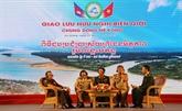 Un échange d'amitié frontalière Vietnam - Cambodge