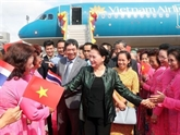 La présidente de l'AN vietnamienne visite la province thaïlandaise d'Udon Thani