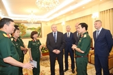 La Russie aide le Vietnam à conserver la dépouille du Président Hô Chi Minh