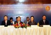 Vietnam et Thaïlande co-président la conférence de presse