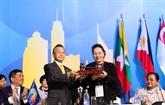 Le Vietnam assume la présidence tournante de l'Assemblée générale de l'AIPA 41