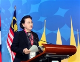 La présidente d'Assemblée nationale achève sa visite en Thaïlande