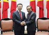 Le Vietnam et le Timor-Leste veulent promouvoir les relations
