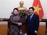 Le Vietnam et la Mongolie tiennent leur 8e consultation politique
