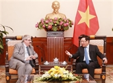 Vietnam et Uruguay tiennent leur consultation politique