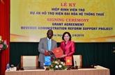 La BM et le Japon aident le Vietnam dans la réforme du système fiscal