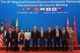 Le Vietnam participe à la réunion des ministres des pays négociant le RCEP en Chine