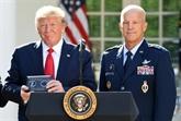 Les États-Unis annoncent le lancement de leur nouveau Commandement spatial