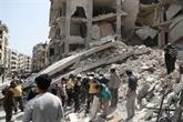 Seule une solution politique pourra restaurer la souveraineté de la Syrie, selon l'envoyé de l'ONU