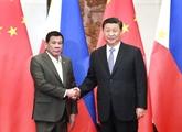 La Chine et les Philippines établissent un comité d'orientation conjoint sur la coopération