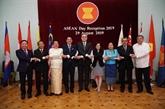 La Russie favorise le développement de la coopération avec l'ASEAN