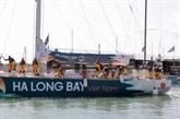 Le voilier Ha Long Bay – Vietnam rejoint la Clipper Round the World Yatch Race 2019-2020