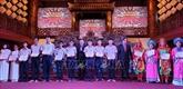 Bourses d'Odon Vallet aux étudiants de Thua Thiên-Huê