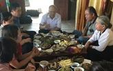 Savoureuse plongée dans leXip xi, la fête des Thai blancs